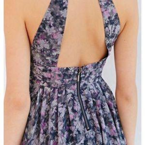 Urban Outfitters - Kimchi Blue Chiffon Dress